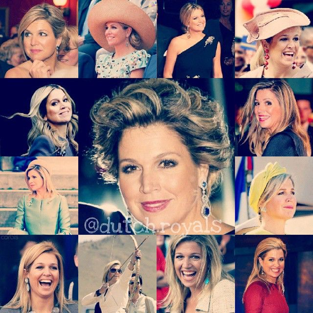 191 Best Images About Queen Maxima On Pinterest