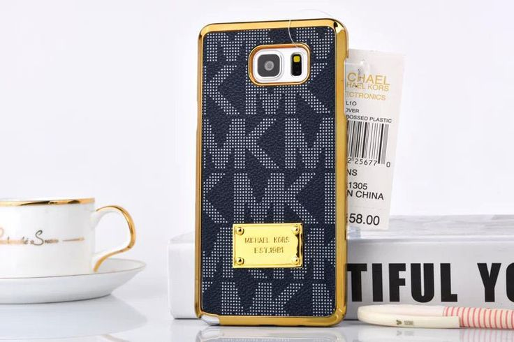 Hot Michael Kors Note 5 Case Cover Cover Blue