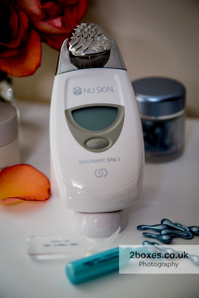 Nu Skin Galvanic Spa Review #beauty #spa #beautyreview  Nu Skin Galvanic Spa Review