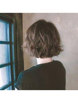 ノエル(hair design Noel) 【noel】ドレープボブ×シルキーパーマ