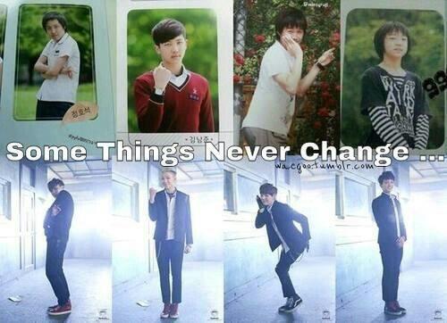 Algunas Cosas Nunca  Cambian