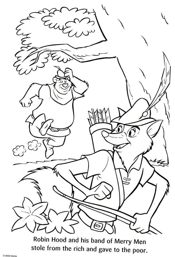 Resultado De Imagen De Robin De Los Bosques De Disney Pinatas Del Chavo Dibujos Robin Hood