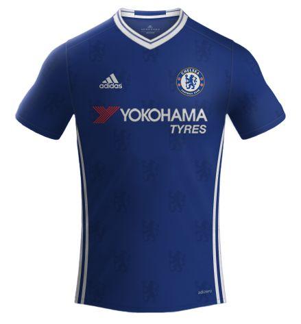 CHELSEA ADIDAS 2016/2017 | LK Camisas