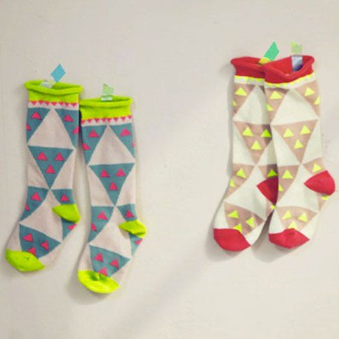 Fun socks for kids - www.ahgaga.com