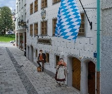 Museen in München: Bier & Oktoberfestmuseum - Oktoberfest