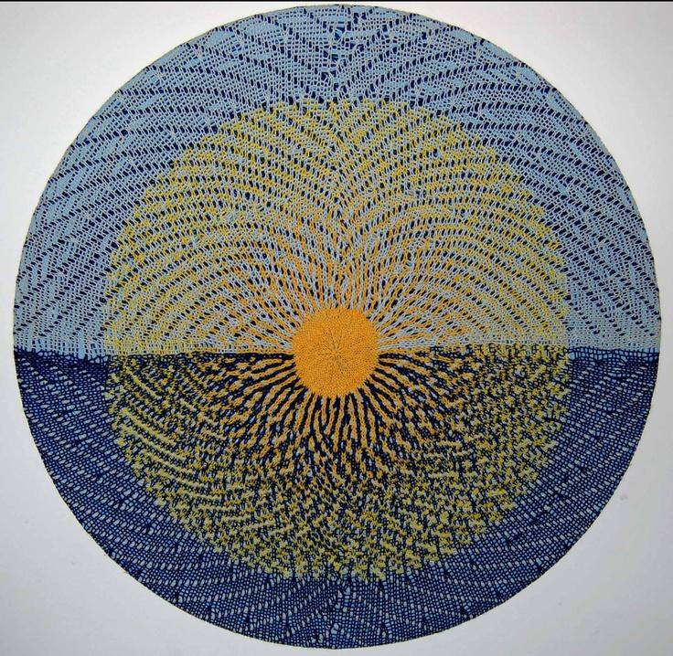 Sunrise 2   Reflections Exhibition 1987