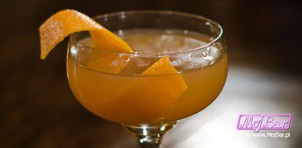 ABBEY MARTINI Wytrawny, dla poważnych graczy. Dobry jako aperitiw: gin - 40ml, wermut słodki - 20ml, pomarańczowy sok - 20ml, angostura bitter - 3dash  Przepisy na drinki znajdziesz na: http://mojbar.pl/przepisy.htm