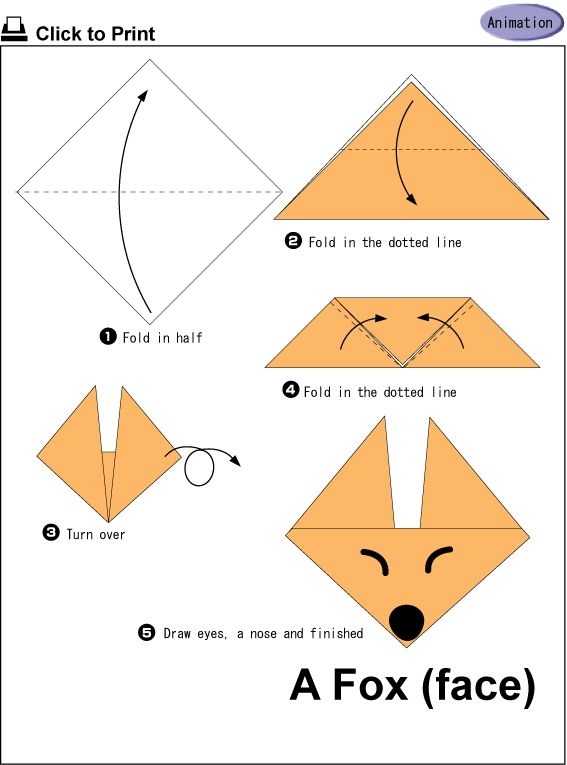como fazer origami - Pesquisa Google