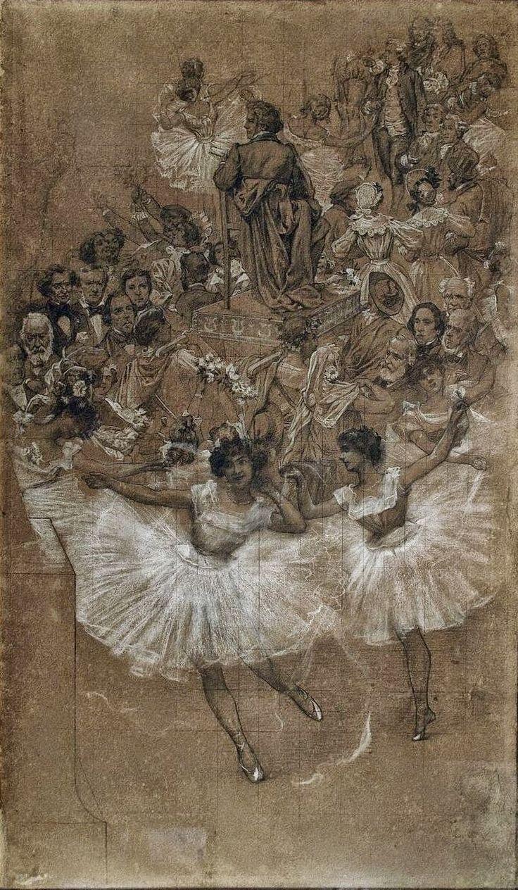 Eliseu Visconti ~ Impressionist/Art Nouveau painter   Tutt'Art@   Pittura * Scultura * Poesia * Musica  