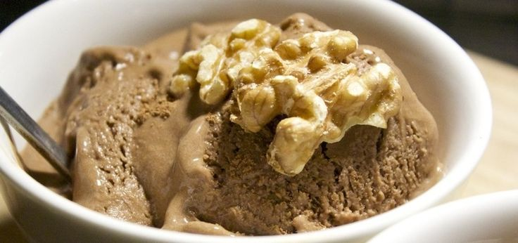 Dairy-Free Chocolate-Coconut Ice Cream