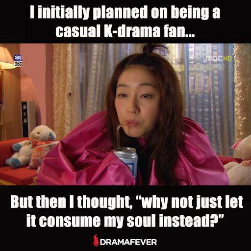 Ahahahhahahaa obviously you've never seen k-drama if you say this,,, there is no casual.