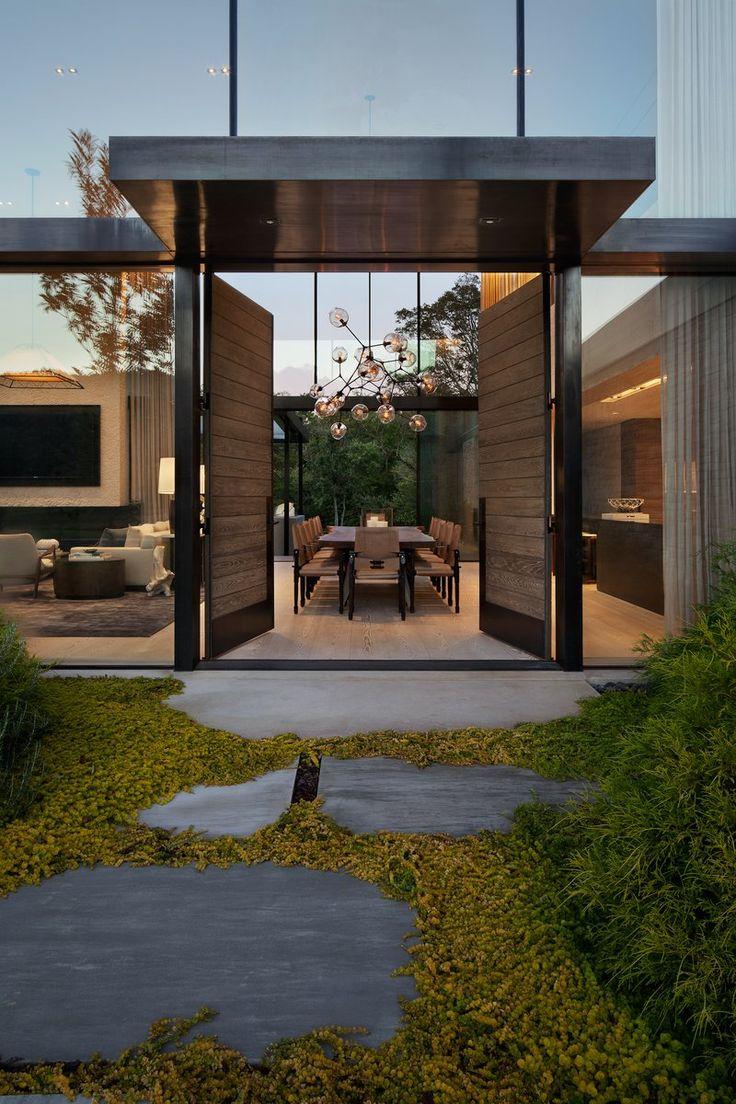 Modern Architecture Nashville modern dining room in nashville, tnmeyer davis | idée jardin