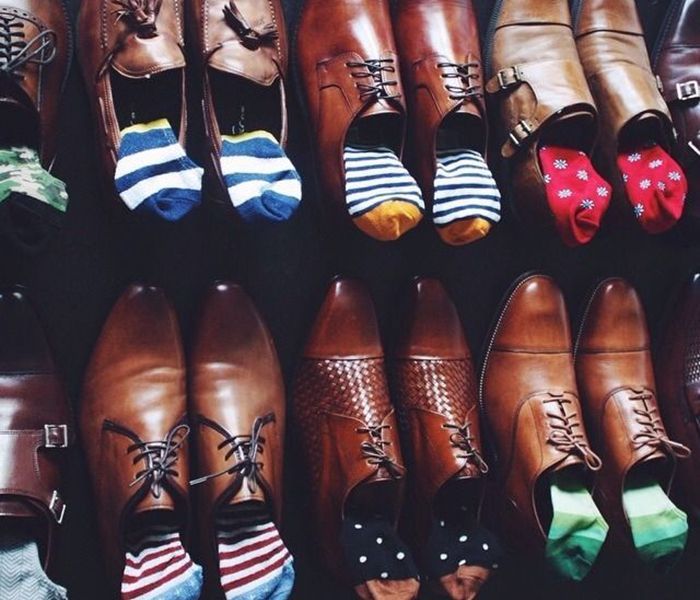 Macho Moda - Blog de Moda Masculina: Meias Coloridas Masculinas, dicas para usar!