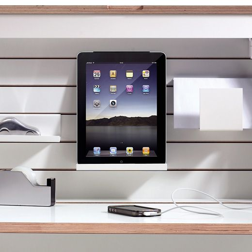 An Integrated Flexible Interior, With Storage Space For Traditional Writing  Instruments As Well As IPad