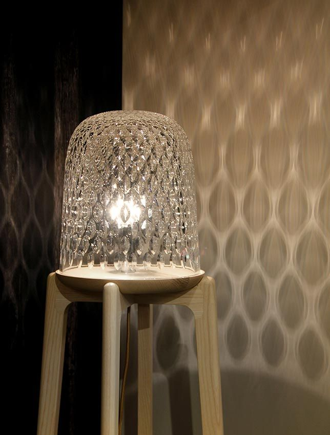 The 36 best light images on pinterest lamps light fixtures and folia by noe duchaufour lawrance and st louis crystal is nature influenced leading to each piece creating a dynamic diffraction of light and shadow mozeypictures Choice Image