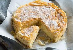 Selanik Böreği-Bougatsa Tarifi