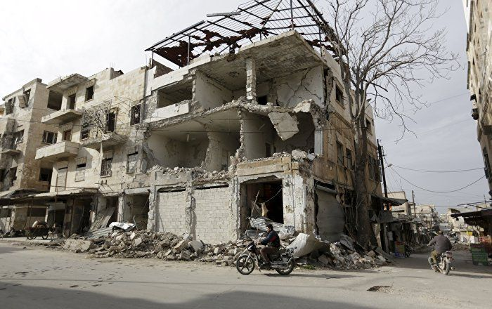 Syria Shows US Under Military Rule