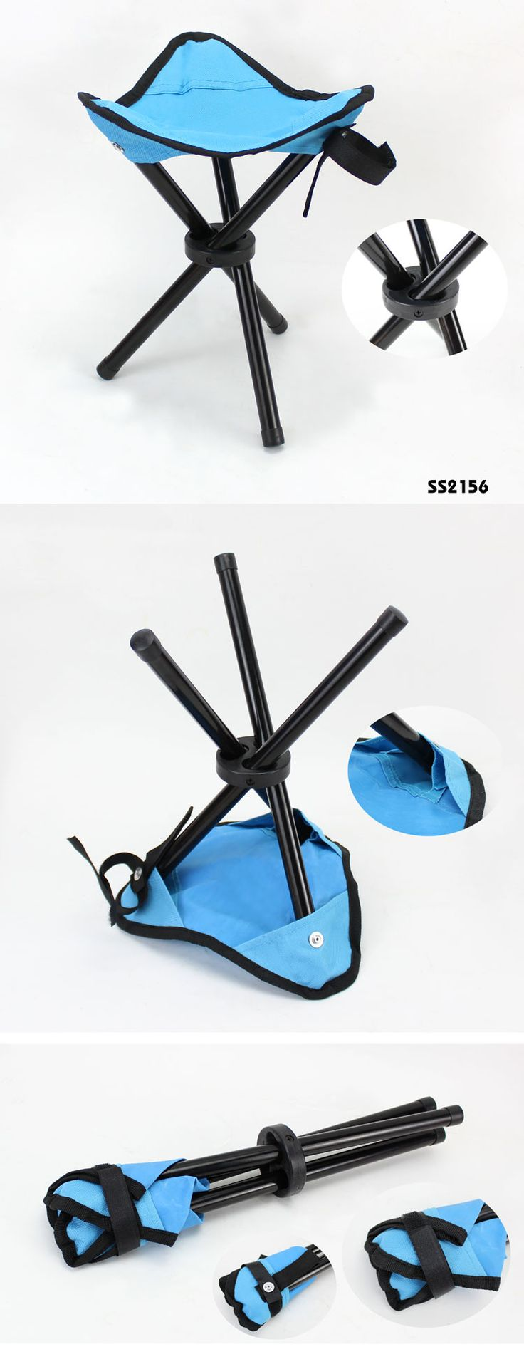 Folding Beach chair Description:      ● Material:600D Oxford fabric + steel tube    ● Size:23*23*260CM    ● Big logo printing area    ● OEM design is welcome www.ideagroupigm.com