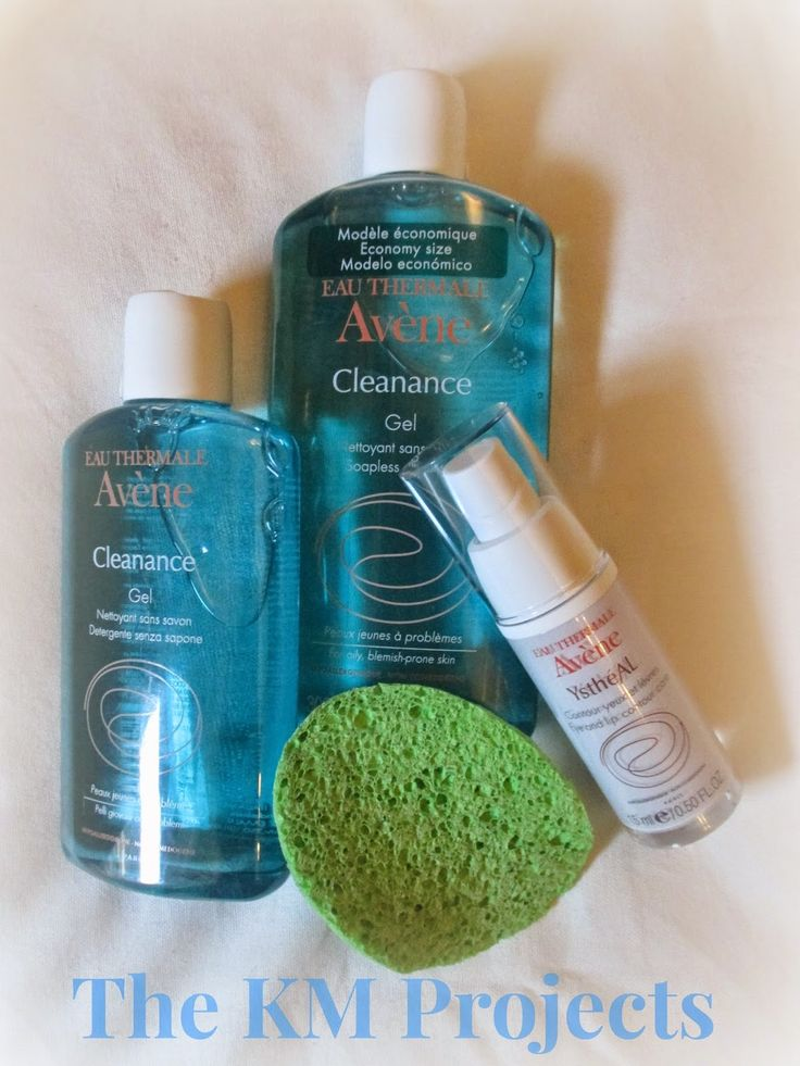TheKMProjects: Eau Thermale Avène Review