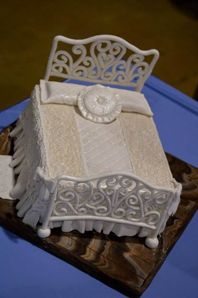 Bed cake