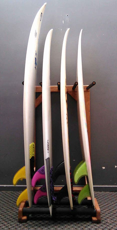 1000 Images About Surfboard Rack Diy On Pinterest