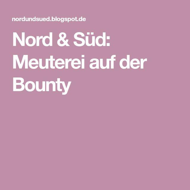 Nord & Süd: Meuterei auf der Bounty