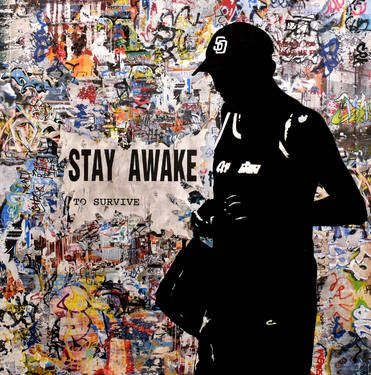 Stay awake to survive