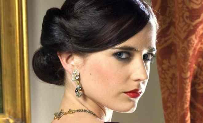 French Actress Eva Green Hairstyles Latest Hairstyles 2020 New Hair Trends Top Hairstyles Actress Eva Green James Bond Girls Eva Green