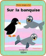 Enfants - Bricolage d'hiver : Pingouins ou manchots sur la banquise
