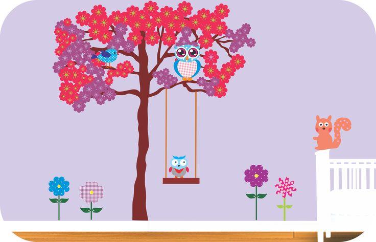Bright Blossom Tree