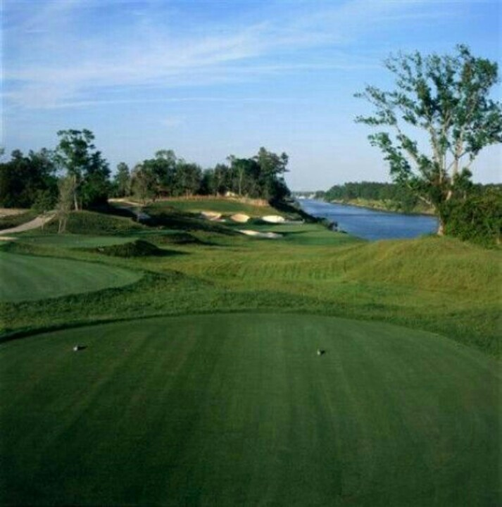 Greg Norman Course at Barefoot Landing Resort - Myrtle Beach (resort)