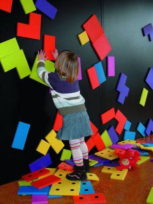 Design Dazzle: Magnetic Wall And Fun Shapes!