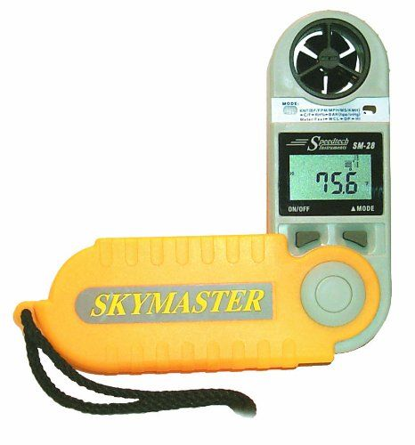 WeatherHawk SM-28 SkyMaster Hand-Held Weather Meter, Yellow  //Price: $ & FREE Shipping //     #sports #sport #active #fit #football #soccer #basketball #ball #gametime   #fun #game #games #crowd #fans #play #playing #player #field #green #grass #score   #goal #action #kick #throw #pass #win #winning