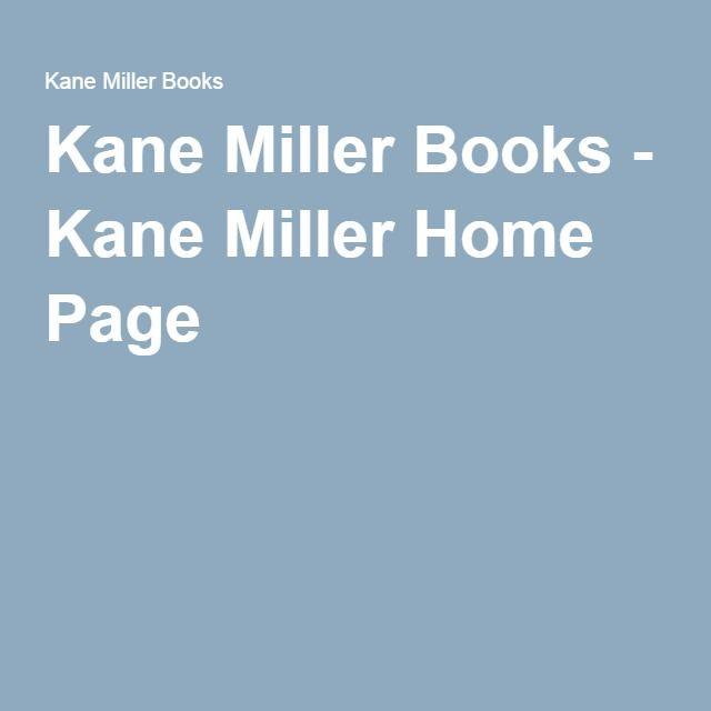 Kane Miller Books - Kane Miller Home Page