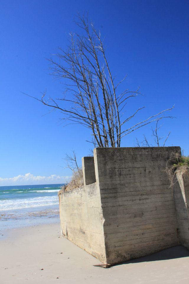 World War 2 Ruins, Bribie Island