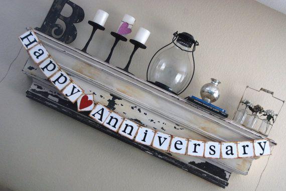 23 Wedding Anniversary Gift Ideas: 25+ Best Ideas About Anniversary Banner On Pinterest