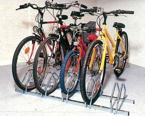 Mottez 5 Bike Floor Stand