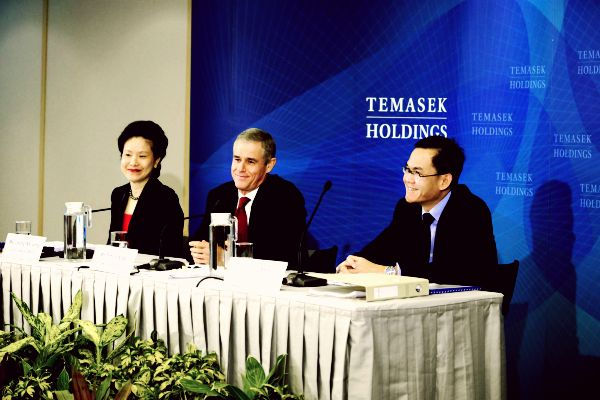 Temasek Holdings Surged $275 billion SGD in Portfolio Value