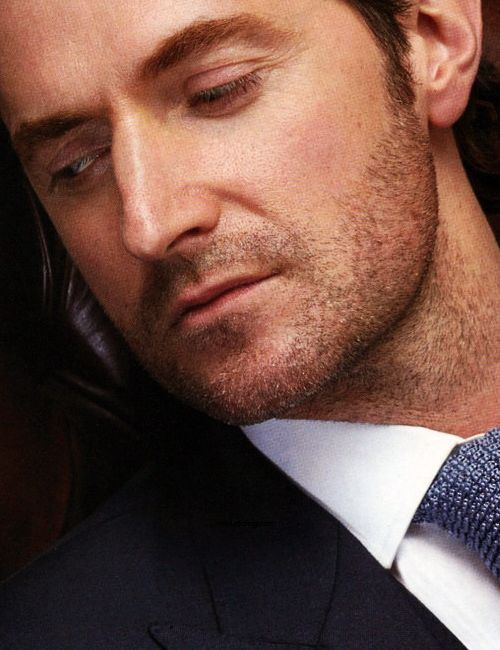 "→""I need more Richard Armitage on my dash"" (704 of ?) (scan)"