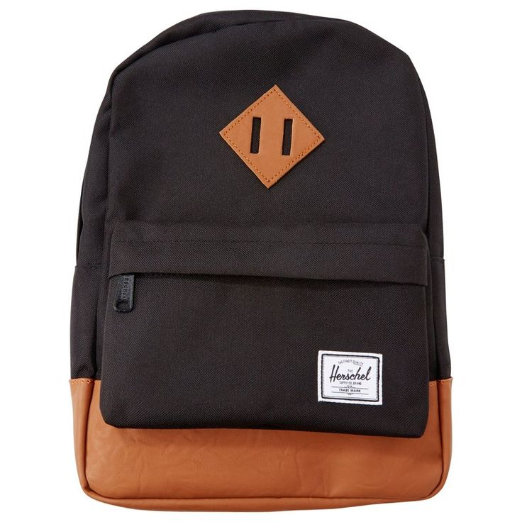 Herschel Heritage Kids Backpack - Black, 3-6 yrs by Herschel Supply Company Ltd | Toys | chapters.indigo.ca