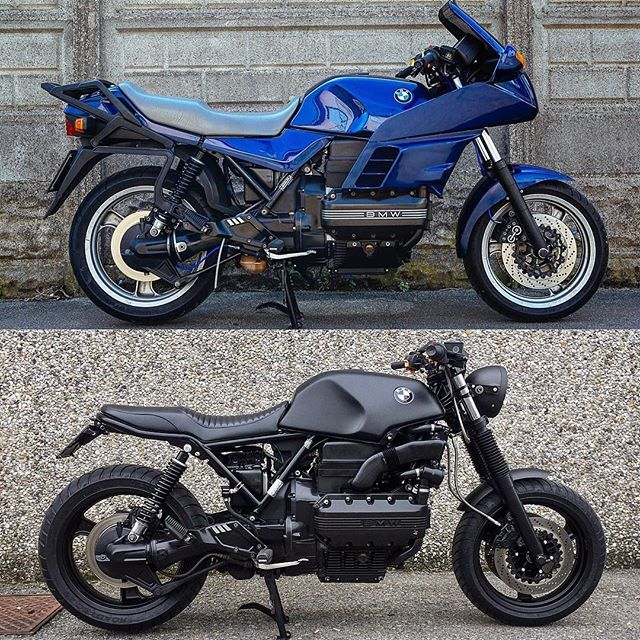 "1,689 Likes, 12 Comments - Officina Stakko (@officinastakko) on Instagram: ""#bmw #bmwm #bmwmotorrad #k #k1 #k100 #k75 #cafe #caferacer #caferacerxxx #caferacerculture…"""