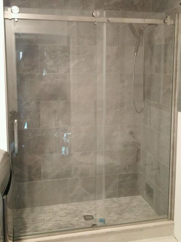 menards home improvement shower stalls best 25 custom shower doors ideas on pinterest framed shower