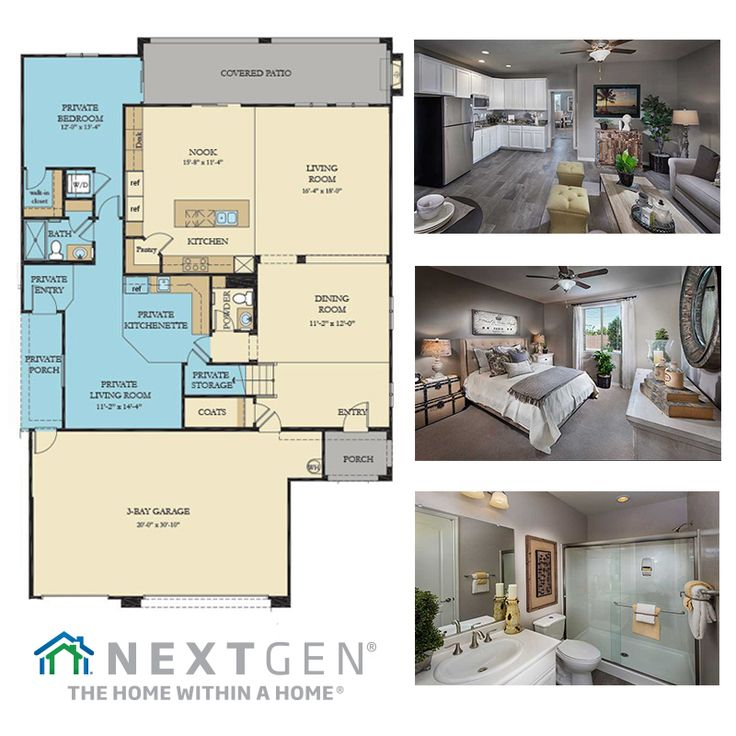 Next generation model homes