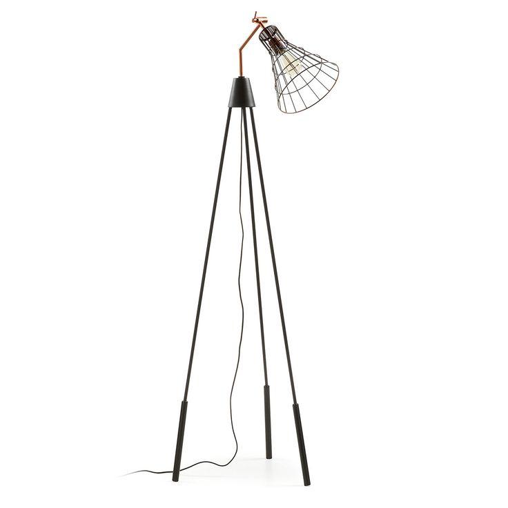 LaForma :: Lampa Podłogowa CASSIA Miedziana