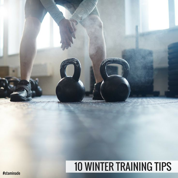 Need some extra motivation for the colder months of the year? Find 10 Training Tips on our blog!