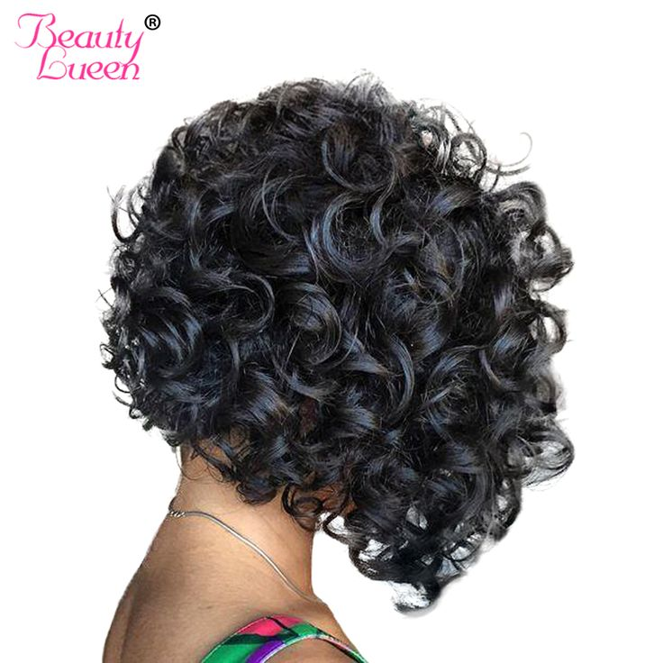 Bouncy Curly Weave Human Hair 100% Brazilian Hair Weave Bundles Non Remy Beauty Lueen Nature Color Double Bob Short Hair Weft //Price: $US $16.88 & FREE Shipping //   http://humanhairemporium.com/products/bouncy-curly-weave-human-hair-100-brazilian-hair-weave-bundles-non-remy-beauty-lueen-nature-color-double-bob-short-hair-weft/  #cheap_weave_hair