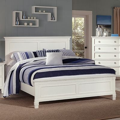 For The New Classic Tamarack Queen Panel Bed At Miskelly Furniture Your Jackson Mississippi Mattress