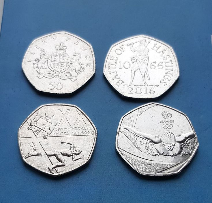 50p  Coins Glasgow Olympics Battle of Hastings Olympics Team GB 2016  # coins #50p £5.50 or Best Offer Ebay Uk Item Number 263556494475)