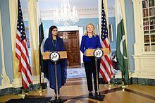Hina Rabbani Khar - Wikipedia, the free encyclopedia