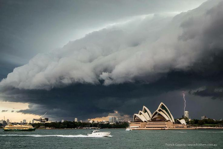thunderstorms in sydney australia - photo#21